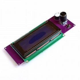 Smart controller LCD 2004 para Printer 3D