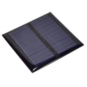 Panel solar 5 5v 0 6w naylamp mechatronics per for Panel solar pequeno