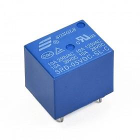 Mini Relay 5VDC