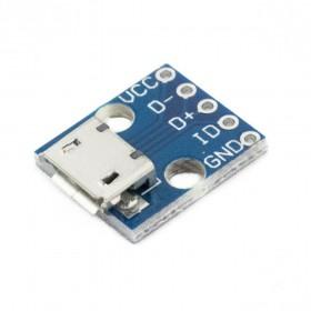 Adaptador Micro USB a DIP