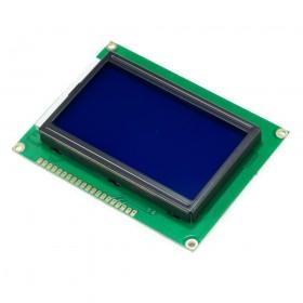 Display LCD 128x64 Azul Backlight