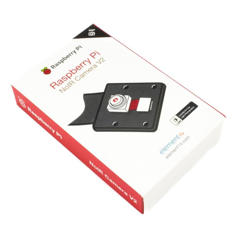 Cámara NoIR v2 Raspberry Pi Sony 8Mpx