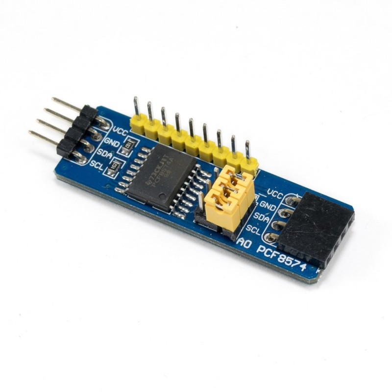Módulo expansor IO PCF8574