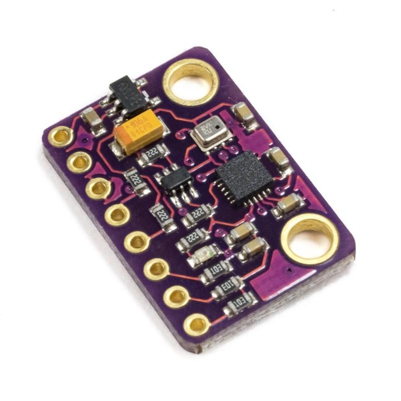 Módulo MPU9250 + BMP280 : Acelerómetro, Giroscopio, Magnetómetro, altura I2C