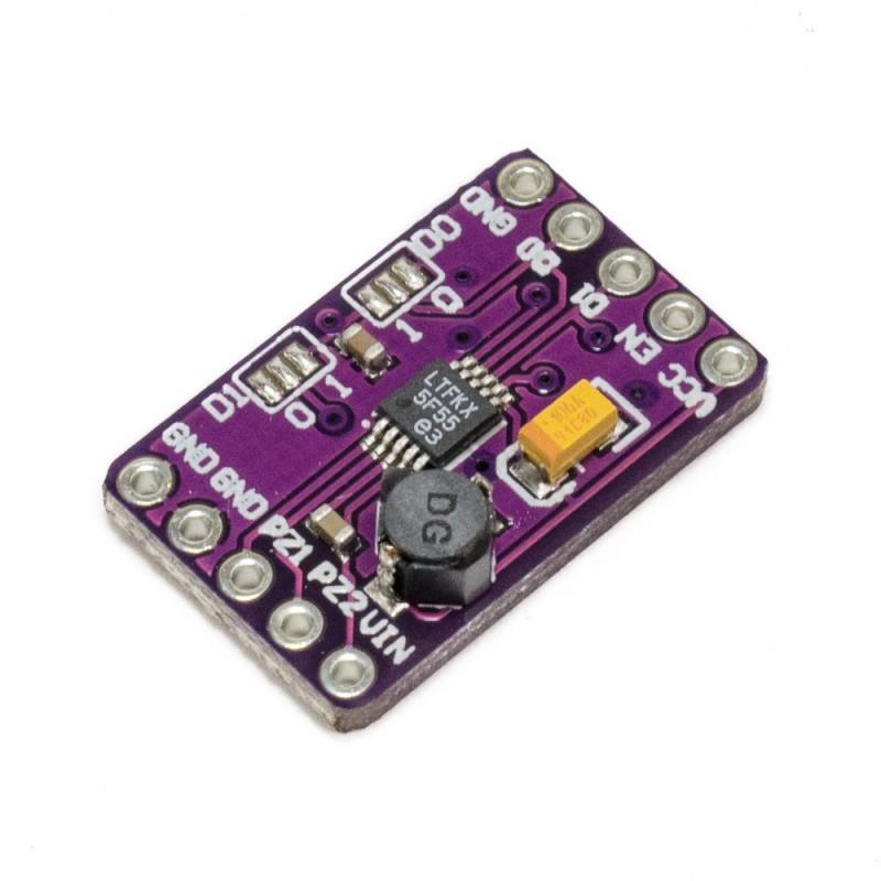 Modulo energy harvester LTC3588