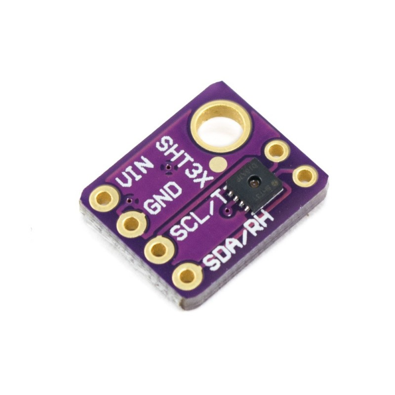 Sensor de humedad relativa y temperatura SHT31