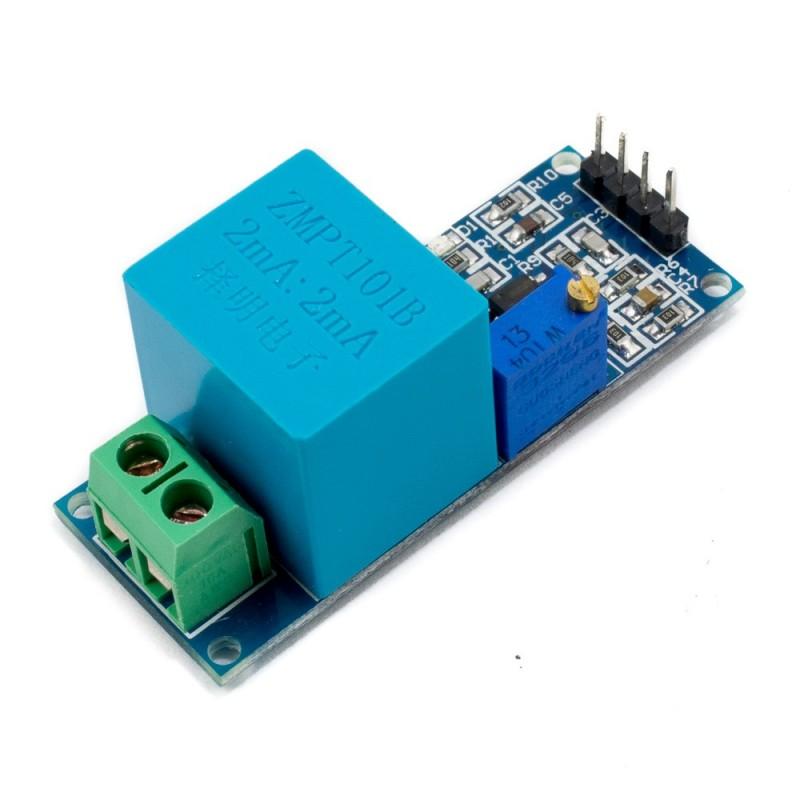 Transformador de voltaje AC - ZMPT101B