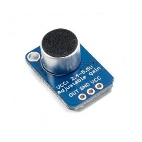 Módulo Microfono con MAX4466