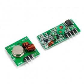 Módulo RF 315 MHz TX y RX