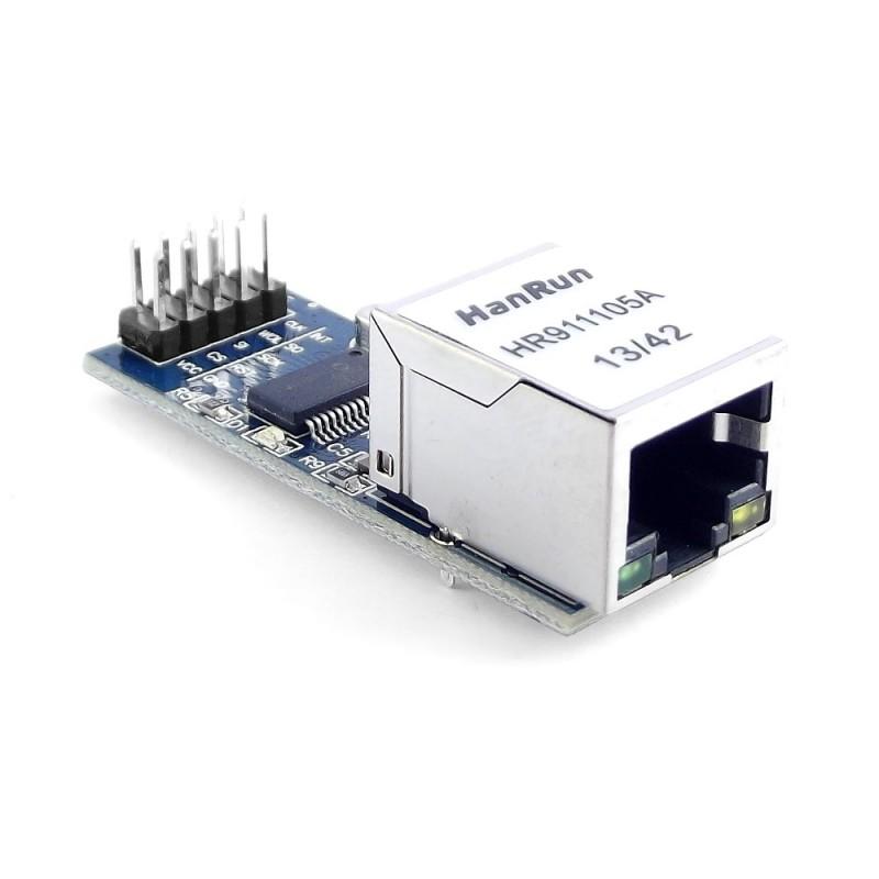 Módulo Ethernet ENC28J60