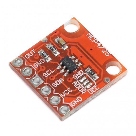 Modulo DAC MCP4725