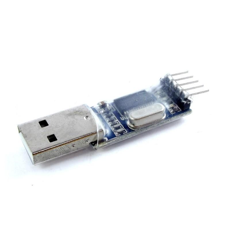 Módulo PL2303 Convertidor USB a TTL