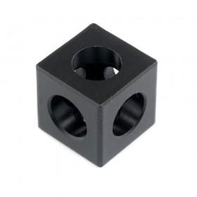 Conector cubo de 3 vías