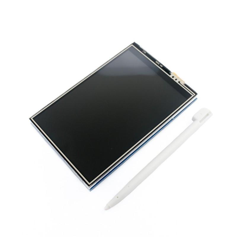 """Shield Display LCD TFT3.5"""" tactil"""
