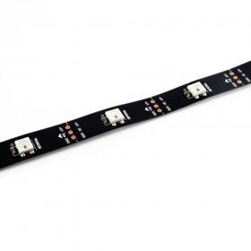 Cinta LED WS2812B: 5 LEDs x 16cm