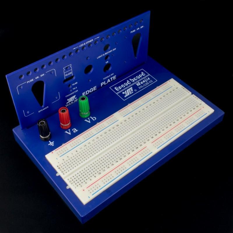 Protoboard premium con base PR-02B-02