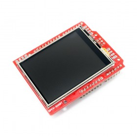 "Shield Display LCD TFT 2.4"" táctil OPEN-SMART"