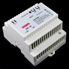 Fuente de alimentación conmutada DIN 30W 5V