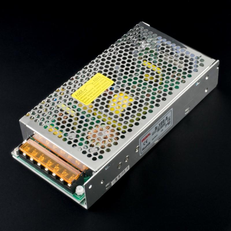Fuente de alimentación conmutada 100W 5VDC 20A