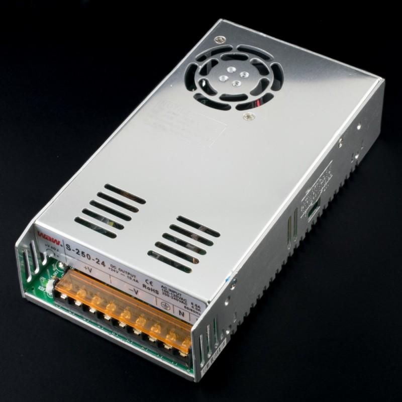 Fuente de alimentación conmutada 250W 24VDC 10A