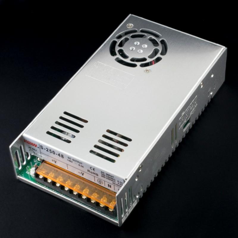 Fuente de alimentación conmutada 250W 48VDC 5.2A