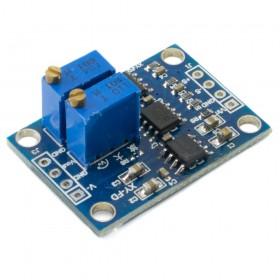 Módulo amplificador de señales AD620