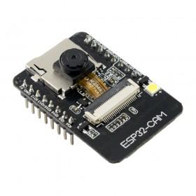 ESP32-CAM con cámara OV2640