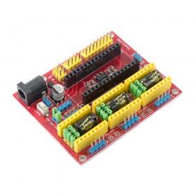 Shield CNC para Arduino Nano