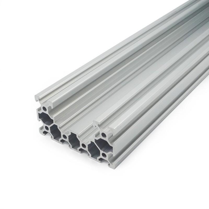 Perfil C-beam 4080 L3.2m