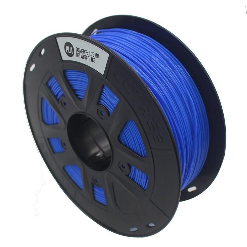 PLA Azul 1.75mm rollo de 1Kg