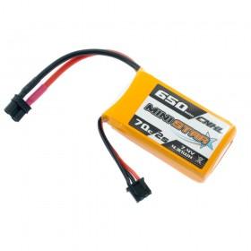 Batería LiPo 2S 650mah
