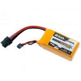 Batería LiPo 3S 850mah