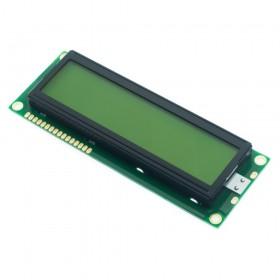 Display Alfanumérico LCD LC1622 verde