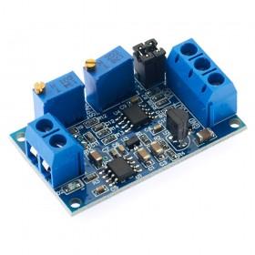 Conversor corriente a voltaje: 4-20mA  a 0-10V
