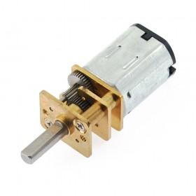 Micromotor N20 6VDC 1000RPM