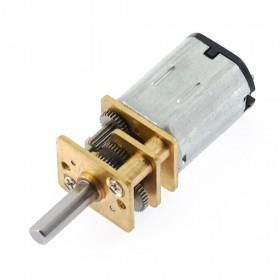 Micromotor N20 6VDC 300RPM