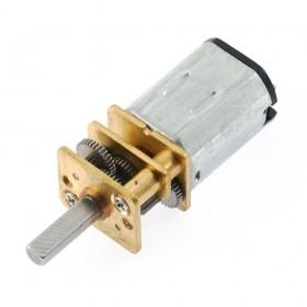 Micromotor DC N20 6V 100RPM