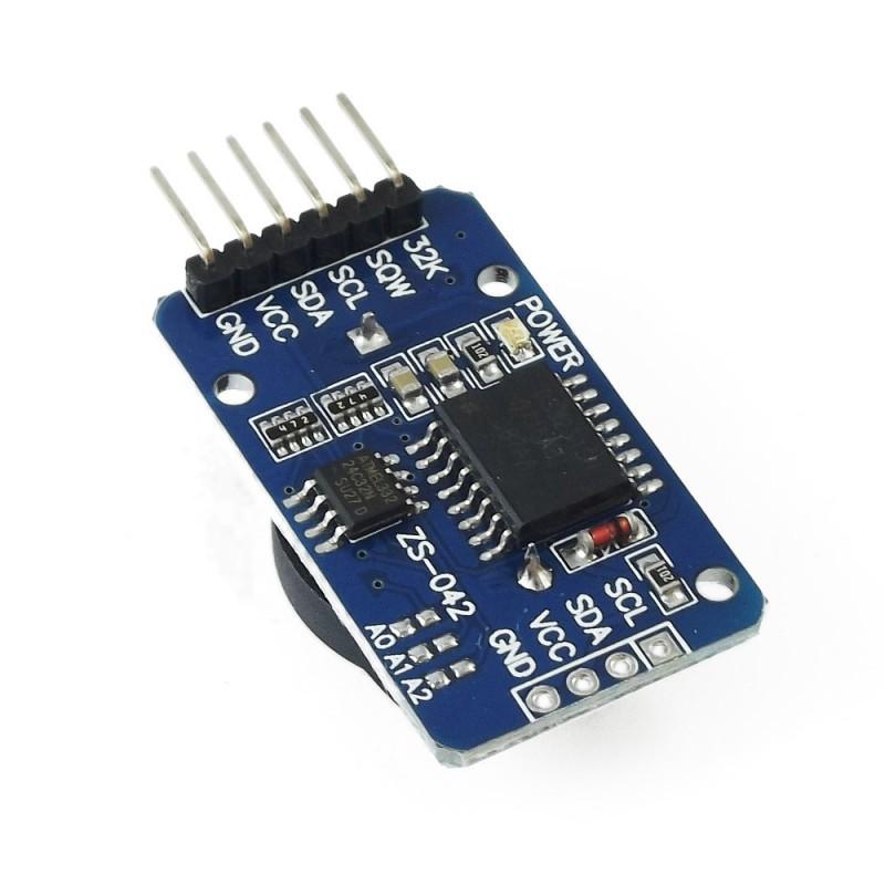 Módulo I2C RTC DS3231 AT24C32
