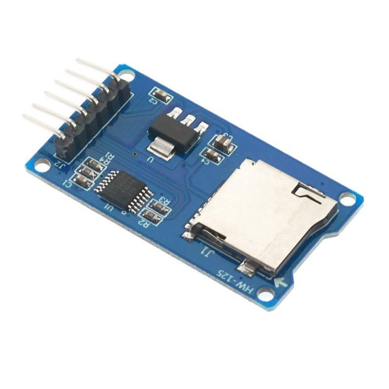 Módulo Micro SD Card