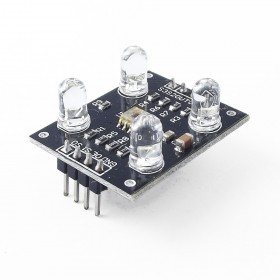 Módulo Sensor de Color TCS230