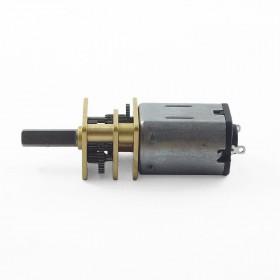 Motor DC N20 reducción metálica
