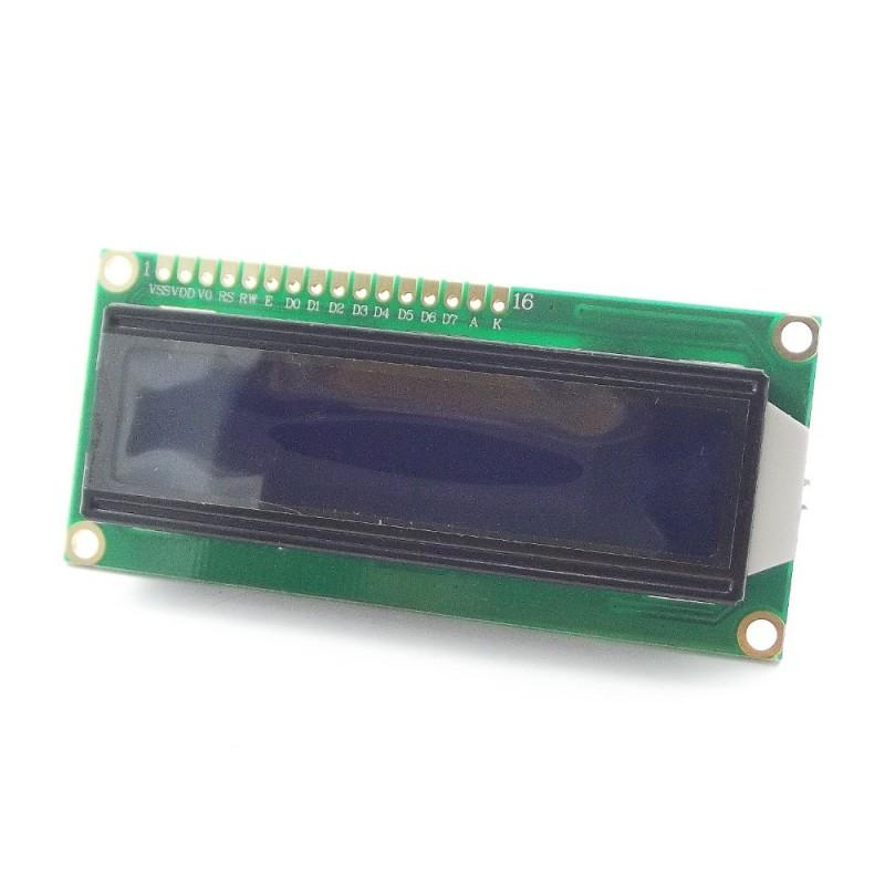 LCD1602 Azul Backlight