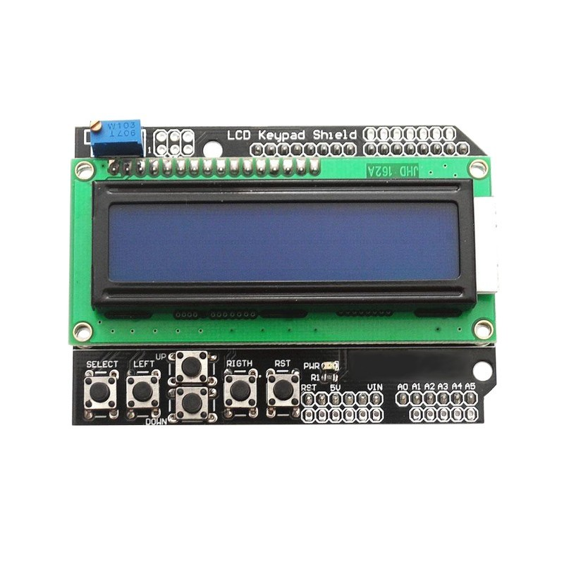 Shield LCD Keypad