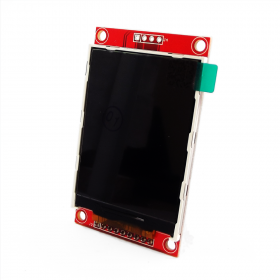"""Display LCD a colores 2.4"""""""