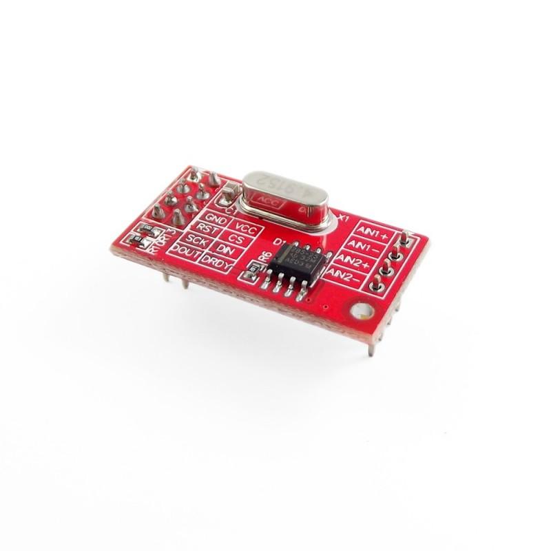 Modulo ADC AD7705