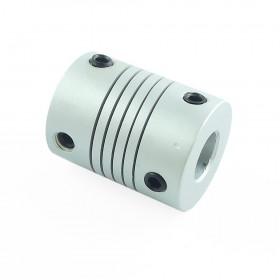 Acople para eje de 5 a 8 mm
