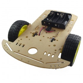 Plataforma Robot Móvil