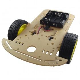Plataforma Robot Móvil 2WD