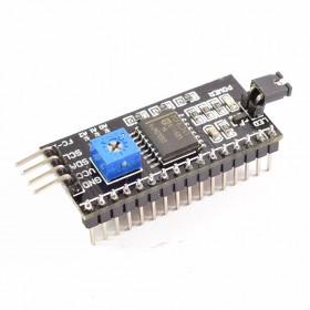 Módulo adaptador LCD a I2C