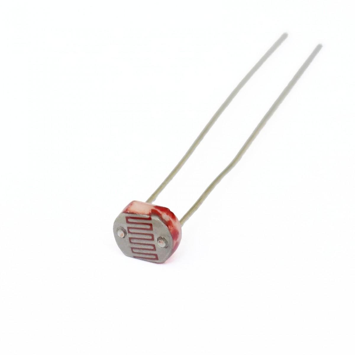 50 Unids Lote Ldr Resistor Fotosensible Fotoeléctrico Fotorresistencia 5528 Gl5528 5537 5506 5516 5539 5549 Para Arduino